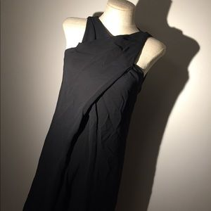 Paul smith black sleeveless jumpsuit size 38